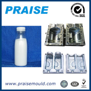 High Quality Hot Runner Bottle Preform Plastic Mould for Milk