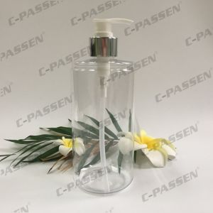 250ml Pet Bottle with Alumite Pump for Skincare Packaging (PPC-PB-072) pictures & photos