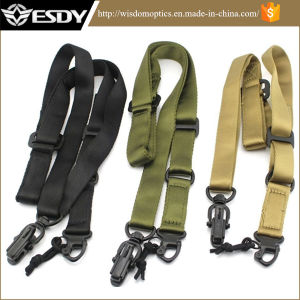 Ms2 Military Tactical Ar15 Nylon Adjustable Sling Airsoft Gun Sling pictures & photos