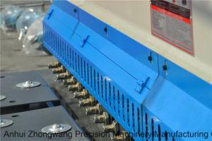 Wc67k 100t/3200 Torsion Axis Servo CNC Press Brake pictures & photos