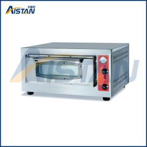 Bsr-101q Factory Price Stainless Steel 1 Deck-1 Stone Gas Pizza Oven for Food Machine pictures & photos