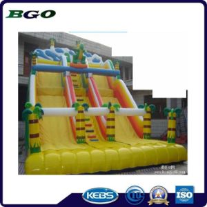 PVC Inflatable Jungle Slide for Amusement Park pictures & photos