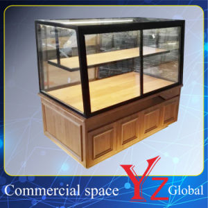 Cake Display Cabinet (YZ161005) Kitchen Cabinet Wood Cabinet Baking Cabinet Cake Showcase Pastry Showcase Bread Display Cabinet Bakery Display Cabinet pictures & photos