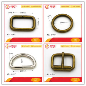 1 Inch Metal Rings Family Set for Bags Shoes Clothing pictures & photos