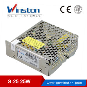 S-25 Series Single Output Switching Power Supply with Ce RoHS pictures & photos