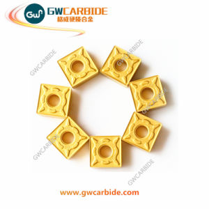 Carbide Indexable Turning Milling Inserts pictures & photos