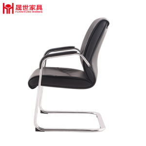 Sled Base Type Office Chair Leather Chair High Quality. pictures & photos