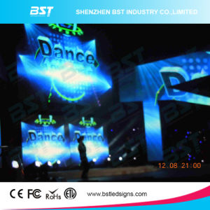 P6.25 Stage Background Rental LED Video Wall pictures & photos