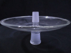 Transparent Plate Accessories for Smoking Hookah pictures & photos