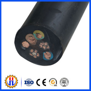 Rubber Sheath Electric Cable for General Use pictures & photos