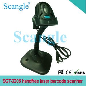 Handfree Laser Barcode Scanner Laser Barcode Reader pictures & photos