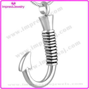 Elegant Hook Cremation Pendant Necklace for Ashes Keepsake Holder (IJD8423) pictures & photos