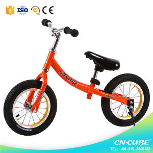 China Wholesale Steel Frame Baby Balance Bicycle pictures & photos