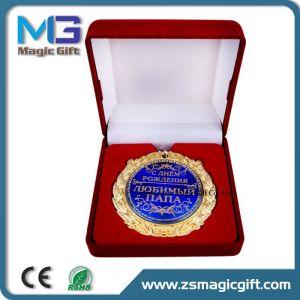 Top Sales Customized Gold Souvenir Medal pictures & photos