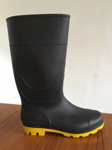 Chemical Professional Safety Rubber Industrial PVC Rain Boots pictures & photos