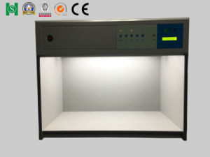 Color Assessment Cabinet for Texile Color Inspection pictures & photos