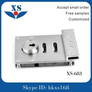 Shiny Nickel Plating Custom Bag Lock with Good Price pictures & photos