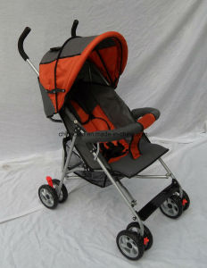 Hot Sales Foldable Baby Carriage with Rain Cover (CA-BB260B) pictures & photos