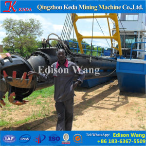 Professional Dredging Dredger Cutter Suction Dredger for Sale pictures & photos