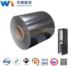 Cold Rolled Coated Color Coated Galvanized Steel Coils/PPGI Coils pictures & photos