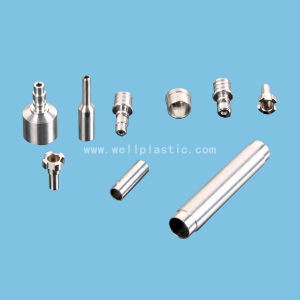 Precision Machined Stainless Steel Turned Parts pictures & photos