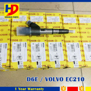 Injector D6e for Volvo Ec210 for Excavator Engine Spare Parts pictures & photos