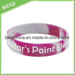 China Factory Wholesale Personalized Silicone Wristband for Promotional Gift pictures & photos
