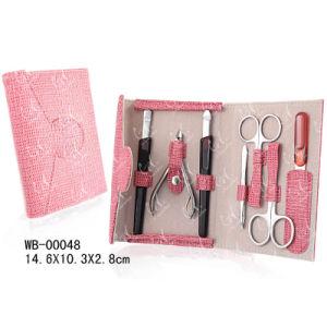 Personal Care 7PCS Beauty Appliance Nails Pedicure Manicure Set Kit pictures & photos