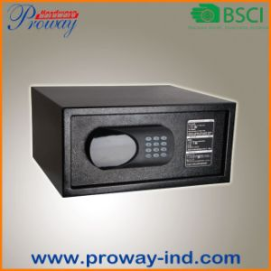 Laptop Size Digital Electronic Hotel Safe LCD Display Heavy Duty pictures & photos