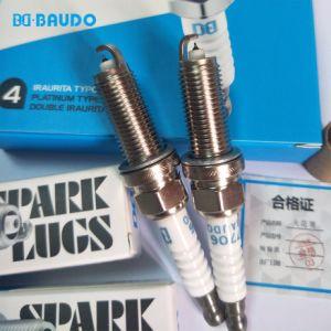 Bd Auto Parts Set 4 Genuine Iridium Spark Plugs for Toyota Coralla Vios Prius pictures & photos