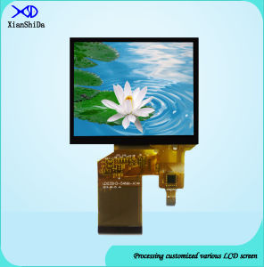 3.5 Inch Customized Capacitive Touch Panel for Medical Product Application pictures & photos