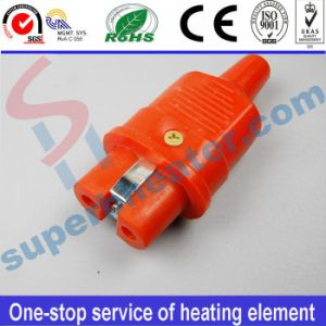 Silicone Rubber High Temperature Power Plug pictures & photos