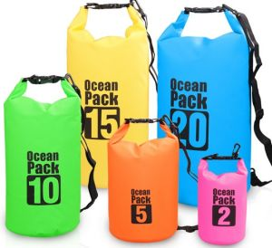 2017 Hot Selling Waterproof Dry Bag Floating Bag for Hiking pictures & photos