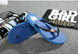 New Color Beach Shoes Vacation Leisure Character Word Drag Slippers Flip Flops pictures & photos