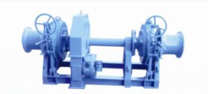 Hydraulic Winch with Best Quality pictures & photos