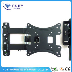 Top Ten Manufacturers Full Motion Cold-Rolled Steel Bracket TV Mount pictures & photos