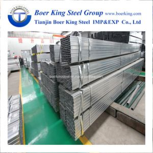 A500/A36 50.8mm*50.8mm Square Steel Pipe pictures & photos