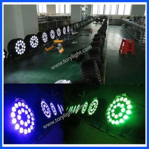 LED Stage Light Wash 18PCS*18W Parcan pictures & photos