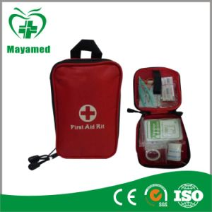 My-K002 Oxford Material Red Color Muti-Fuction First Aid Kit pictures & photos