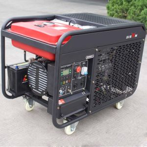 Bison (China) BS12000dce (H) 10kVA Experienced Supplier Factory Price Big Power Diesel Generator Set pictures & photos