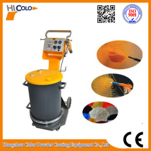 Hopper Feed Powder Applicators for Plastic Powder Coating pictures & photos