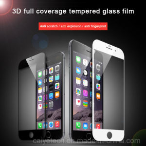 3D Soft Edge Tempered Glass Mobile Phone Screen Guard for iPhone7 /7 Plus pictures & photos