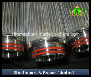 Stainless Steel 316L Wire Mesh Water/Air Filter/Strainer pictures & photos