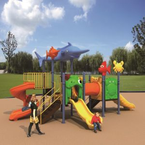 Large Nice and Safety Outdoor Playground pictures & photos