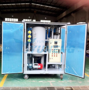 20 Years Oil Filtration Manufacturer 3000lph Vacuum Transformer Oil Filtration Machine pictures & photos