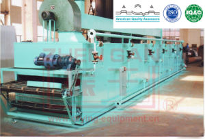 Industrial Single-Layer Mesh Belt Dryer for Chemisty