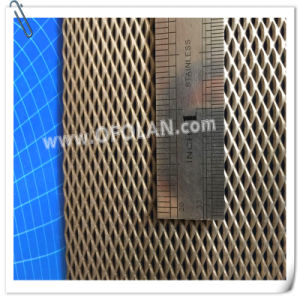 Mmo Coated Titanium Tlectrode Expanded Mesh pictures & photos