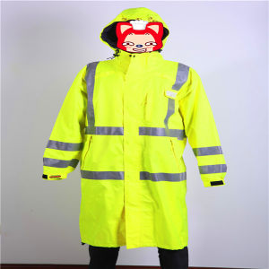 Long Raincoat for Police Worker pictures & photos