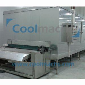 Steak Freezing Blast Freezer Price Meat Freezer Equipment IQF Tunnel Freezer Machines pictures & photos