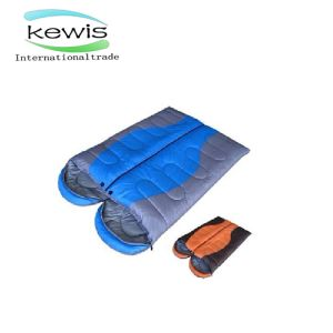 Envelope Shape Sleeping Bag for Outdoor pictures & photos